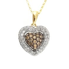Chocolate AND Diamonds? We keep Valentine's Day on point