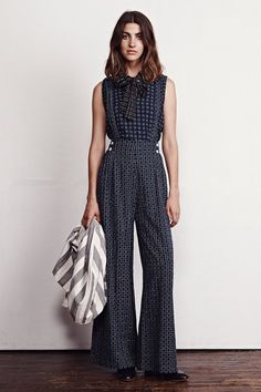 See the complete Ace & Jig Spring 2015 Ready-to-Wear collection.