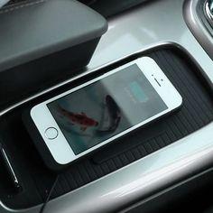 Caricatore Qi Wireless Piastra Caricabatterie Carica Batteria Portatile Per for Samsung Galaxy S6 edge S5 S3 S4 iPhone 6 5 5S 4S