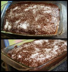 Picture of Recept - Rychlý perník bez vajec Thing 1, Tiramisu, Deserts, Pudding, Treats, Healthy, Sweet, Ethnic Recipes, Food