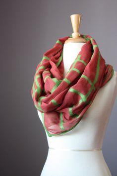 Nuno felted  sheer scarf shawl wrap cotton wool by VitalTemptation, $110.00