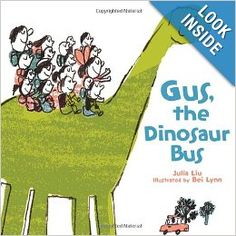 28 best childrens books dinosaurs images on pinterest baby gus the dinosaur bus fandeluxe