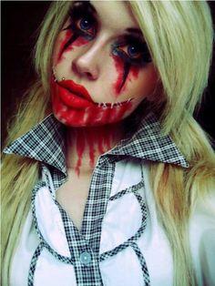 Dead Girl Halloween Costume