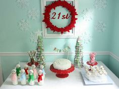 christmas birthday party ideas | christmas-birthday-party