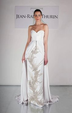 128fa62071b4 10 Gorgeous wedding gowns that will make you look and feel like the  ultimate snow queen