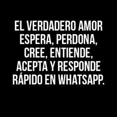 〽️ El verdadero amor....