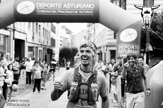 """Vencedores x parejas en meta de """"Güeyos del Diablu"""" #utmu2014 Julio Cernuda (Asturias) y Sergio Besoy (Cantabria)"""