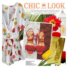 """""""CHIC LOOK CLOSET: Tropical island"""" by vn1ta ❤ liked on Polyvore featuring Steve Madden"""
