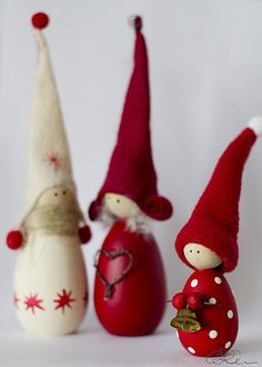 These are so sweet - it makes me smile just looking at them #myhappychristmas @Blanca Prado Stuff UK