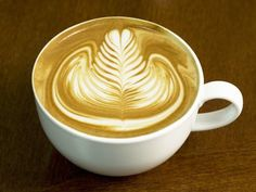 Handcrafted coffee drinks