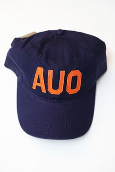 Aviate Ball Cap AUO {Navy}