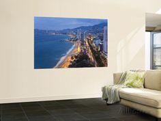 Acapulco, Guerrero State, Pacific Coast, Mexico Giant Art Print