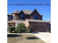 Luxury HUD Foreclosure in Round Rock Texas $326,000