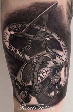 Tattoo by Remis Cizauskas https://www.facebook.com/tattooremis