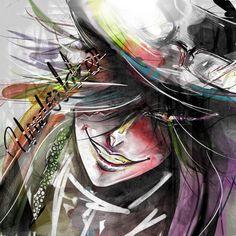 Kuroshitsuji: Undertaker by netamashii.deviantart.com - Black Butler