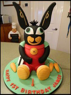 Monkey birthday cake My cakes Pinterest Monkey birthday cakes