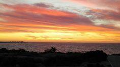 Sunset, baja California sur