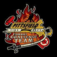 Pittsfield Ma Firefighter Combat Challenge Team Firefighter Combat Challenge Fire Badge Combat Challenge