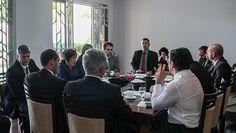 FENAPEF - Grupo discute estratégias de atuação no Congresso