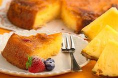 La torta rovesciata all'ananas senza glutine è una variante della classica torta rovesciata all'ananas. Ecco la ricetta