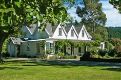 Marlborough 'Woodside' boutique accommodation in historic homestead in Marlborough NZ. Simply gorgeous.