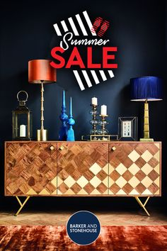 We've got dining room furniture for every taste in our Summer Sale, all with up to 25% off now.