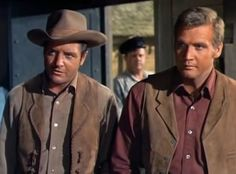 Lee Majors as Heath.  The Big Valley.  Episode The Iron Box :)