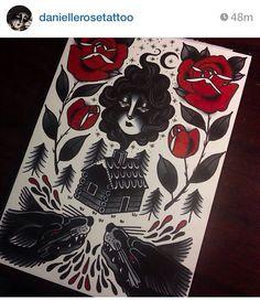 Sheet by Danielle rose  #tattoo