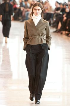 Christophe Lemaire FW2014