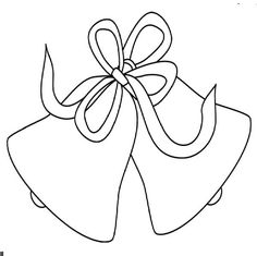 church bells coloring pages | 187 Best Coloring: Bells images | Coloring books, Coloring ...