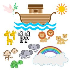 Noah Ark Cuttable Design Cut File. Vector, Clipart, Digital Scrapbooking Download, Available in JPEG, PDF, EPS, DXF and SVG. Works with Cricut, Design Space, Cuts A Lot, Make the Cut!, Inkscape, CorelDraw, Adobe Illustrator, Silhouette Cameo, Brother ScanNCut and other software.
