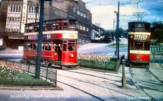 Leeds City, Light Rail, My Town, Yorkshire, Old School, Transportation, The Past, Truck, World