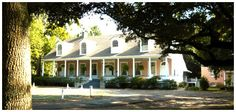 10. The Briars Bed and Breakfast in Natchez, MS