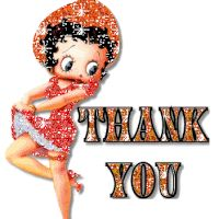 Betty boop Gifs images and Graphics. Betty boop Pictures and Photos. Congratulations Pictures, Imagenes Betty Boop, Welcome Gif, Thank You Images, Thank You Gifs, Black Betty Boop, Boop Gif, Glitter Gif, Betty Boop Cartoon