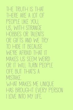 Every person i love into my life. Pushing daisies