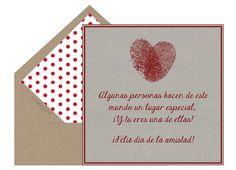 Tarjetas De Amistad, Frases De Amistad, Tarjetas de amor, tarjetas de San Valentín, tarjeta de enamorados, Día de San Valentín, Día de los enamorados, Día del amor, amor, 14 de febrero, corazón, huellas, lunares    Para más Info Visita: La Belle Carte www.LaBelleCarte.com    Online cards Saint Valentine's Day, online greeting cards Saint Valentine's Day, love, cute, polka dots, hearts     For More Info Visit: La Belle Carte www.LaBelleCarte.com/en
