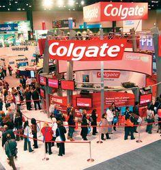 Colgate exhibit @ American Dental Association General Session