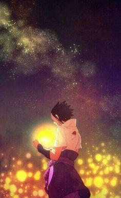 Wallpaper Sasuke