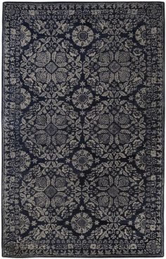 Beautiful! Dream rug for the living room.