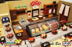 [Denil's MOC] Ito Sushi Bar 0 Main | denil oh | Flickr