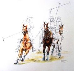 Blacklocks Polo Art - The Appeal
