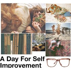 A Day for Self Improvement, created by tips4you on Polyvore diy-s-to-try