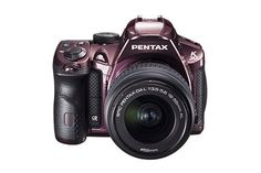 Special Offers - Pentax K-30 Weather-Sealed 16 MP CMOS Digital SLR with 18-55mm Lens (Crystal Bordeaux) - In stock & Free Shipping. You can save more money! Check It (April 11 2016 at 11:22AM) >> http://wpcamera.net/pentax-k-30-weather-sealed-16-mp-cmos-digital-slr-with-18-55mm-lens-crystal-bordeaux/