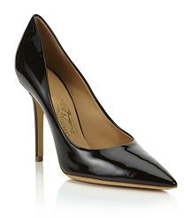 Salvatore Ferragamo Susi Patent Leather Pump