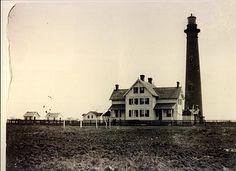Currituck Beach | 1876 Keepers' Residence & Lighthouse | Corolla, North Carolina
