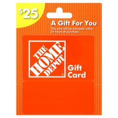 How To Get Free Home Depot Gift Cards: http://cracked-treasure.com ...