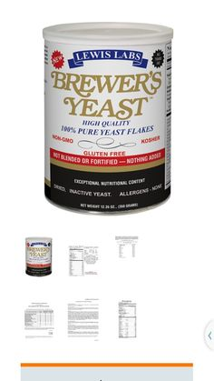 Brewers Yeast Brewers Yeast, Thyroid, Benefit, Nutrition, Pure Products, Thyroid Gland