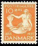 *Danish stamp