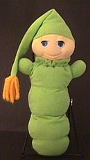Glow worm then(my old had it as a baby)! the Glow worm now (my baby under 1 has it).changed so much