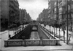 Carrer Aragó 1940 #Barcelona